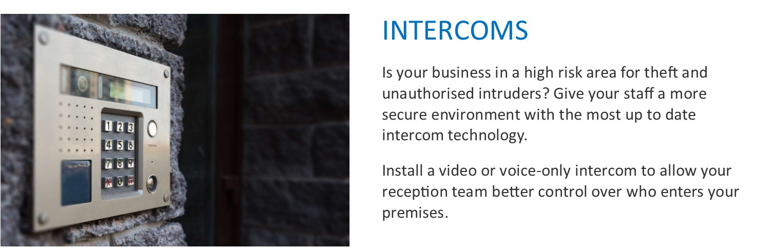 BUSINESS INTERCOMS